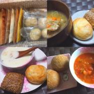 簡単!美味しい!パンとスープを「食べる」ダイエット