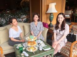 ホテル椿山荘東京「チャイニーズアフタヌーンティー」は美容効果も期待できる?!