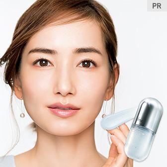 革新的な美容液で澄み渡るゼロの素肌へ