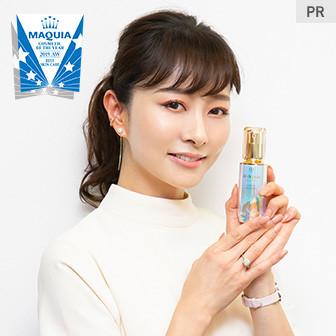 祝・ベスコス受賞★輝き美容液の魅力を石井美保さんが熱く語る!