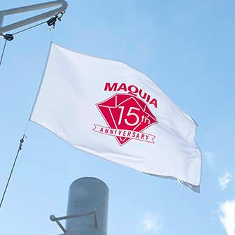 マキア15周年記念! イベントレポ