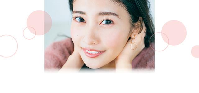 思わず話しかけたくなるストレスフリー感が鍵。千吉良恵子さんの「コミュ力高め肌」の作り方