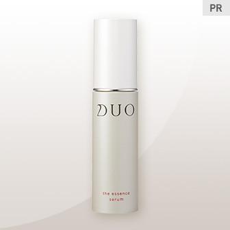 DUOの先行型美容液がパワーアップ