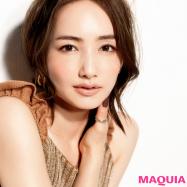 岡野瑞恵さんの小顔マジックを大公開! 光とツヤ仕込みでつくる立体小顔メイク