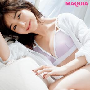 大人可愛い女子の代表格、田中みな実さんにインタビュー! 美容が好きな理由って?