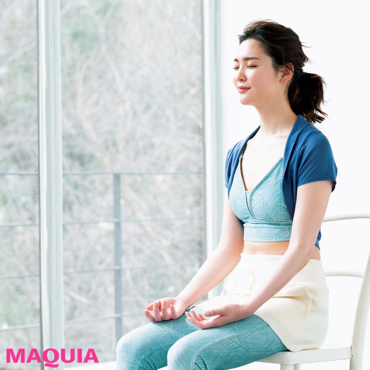 呼吸でお腹周りがコンパクトに!? 「腹ペタ呼吸法」の基本と正しいポーズをレクチャー