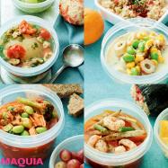 夏疲れしない! 冷たくてもおいしい! Atsushi流・美腸ランチスープレシピ5選