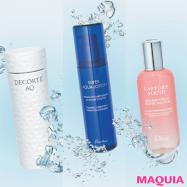 くすみを一掃! 肌がパッと明るくなる美プロ愛用化粧水6選