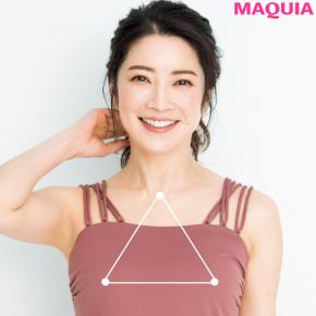 モデル・育乳セラピストの森 絵里香さんが実演!「痩せた?」と言われるおっぱい形成マッサージ
