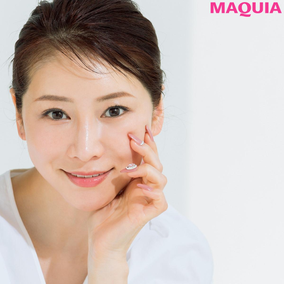 美魔女・水谷雅子さんにインタビュー!「どう見ても30代」な奇跡の50歳の美容法とは?