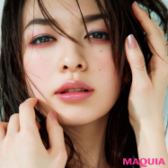 【SUQQU×千吉良恵子】甘すぎない色気を楽しむ大人のネオンピンクメイク