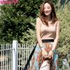 ゆるりと女っぽく! 神崎 恵流・夏のノースリーブを着こなすテクニックを公開