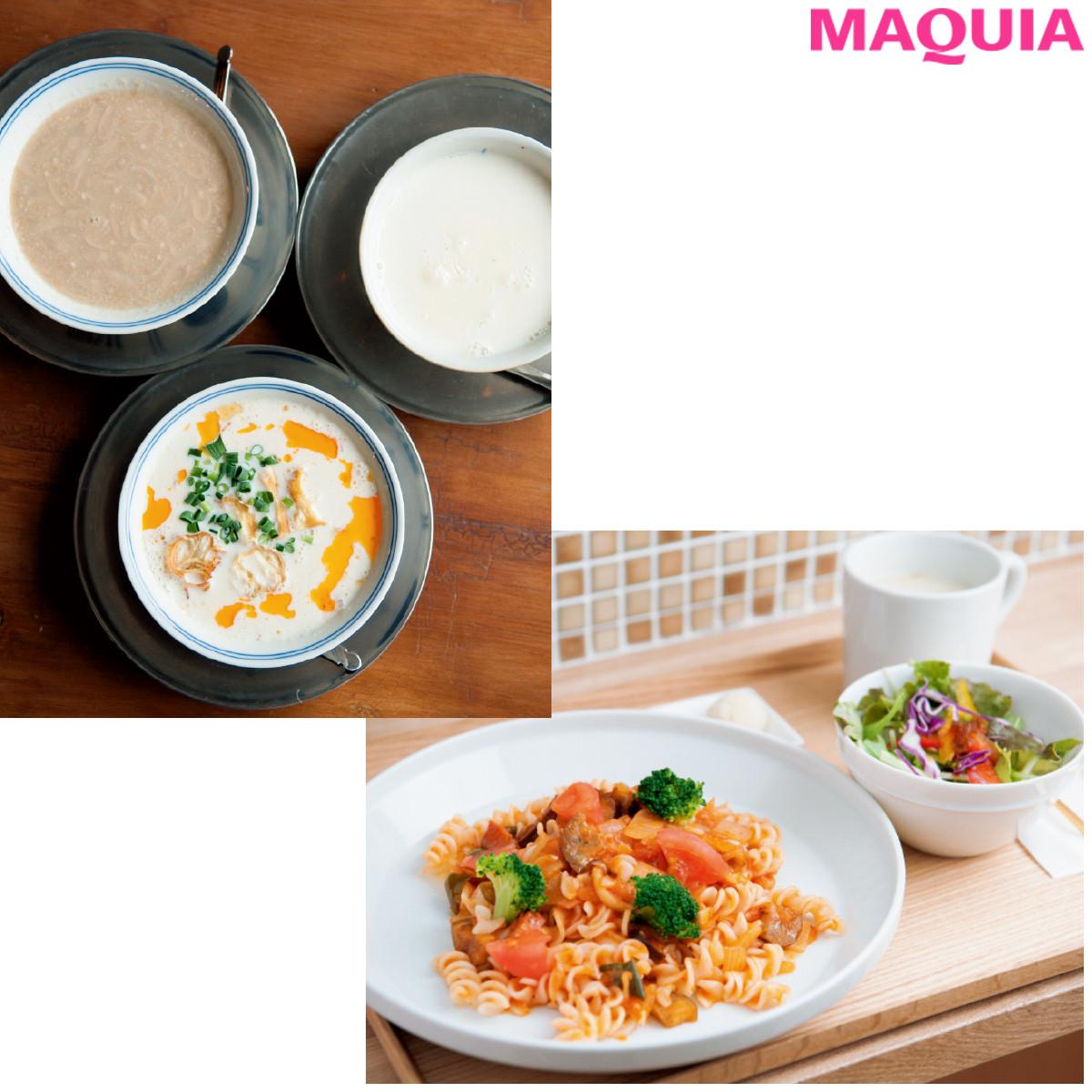 人気の食材「豆漿(トウジャン)」「米粉」のおいしさを味わえるNEWショップ