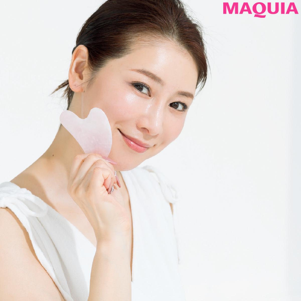 奇跡の美貌は「かっさ」のおかげ!? 水谷雅子さん50歳のお風呂美容を公開