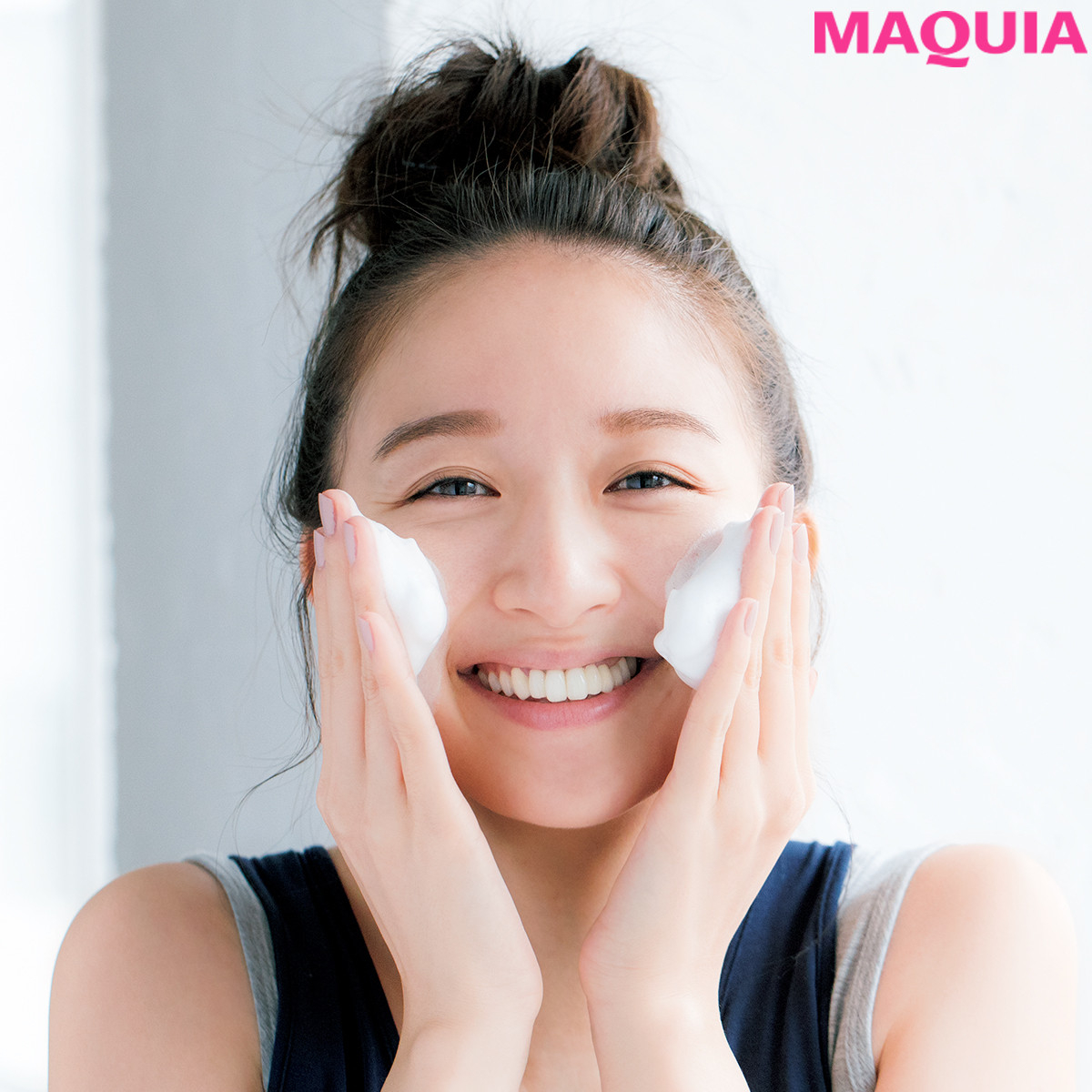 乾燥ケアの落とし穴! 洗顔&クレンジングを見直せば、肌はもっとうるおう