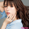 深田恭子さんのキレイの秘密に接近! 「メイクもヘアスタイルも、シンプルでいい」