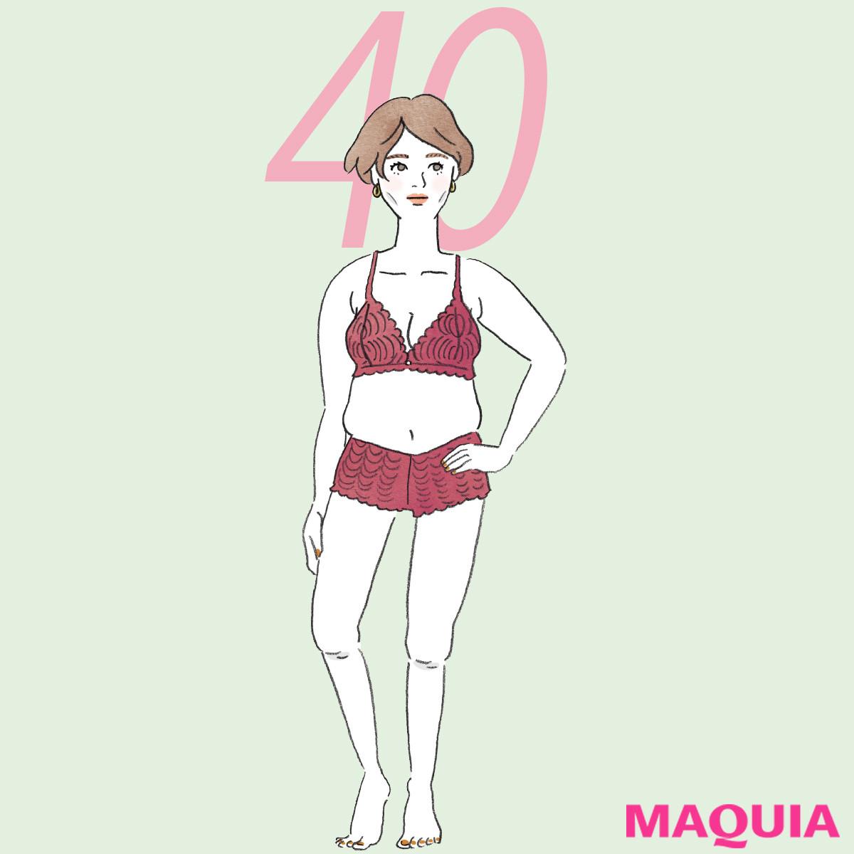 アラフォーが痩せにくい理由は?  痩せ体質になる秘策をダイエットのプロが伝授