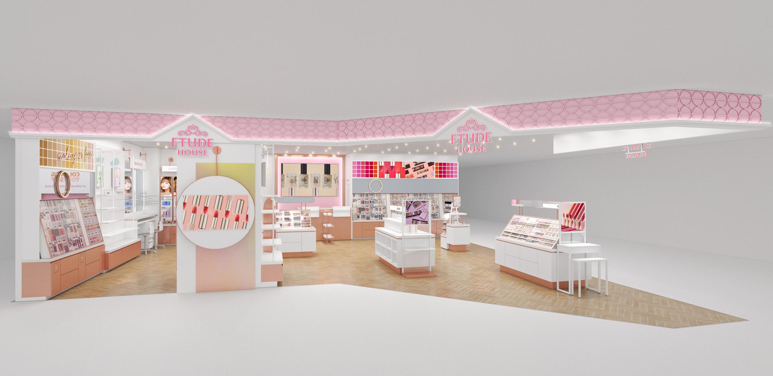 【購入特典あり】生まれ変わった渋谷パルコに「エチュードハウス」新店が11月22日にオープン!
