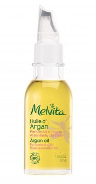 「メルヴィータ」で大人気のアルガンオイルが、ローズ配合でさらに使いやすく&心地よく!