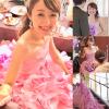 【wedding】カラードレスもヴェラウォン*憧れのピンクのヘイリー・・・♡
