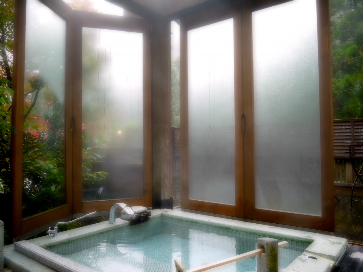 全室露天風呂つき!温泉街の一番奥にある隠れ家的な贅沢旅館♡