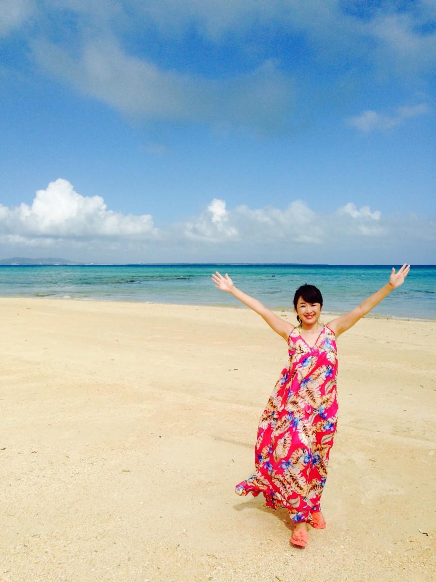 リゾナーレ小浜島で海満喫!