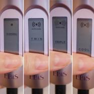 【ハリ】1台4役の美顔器で肌弾力UP!ホット↔︎クールモード切り替えがお気に入り♡