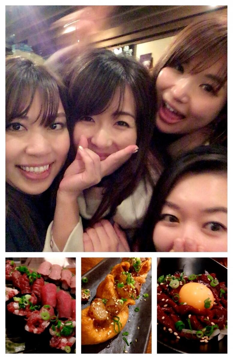 美人はお肉でできている♡マキアお肉日本酒女子会