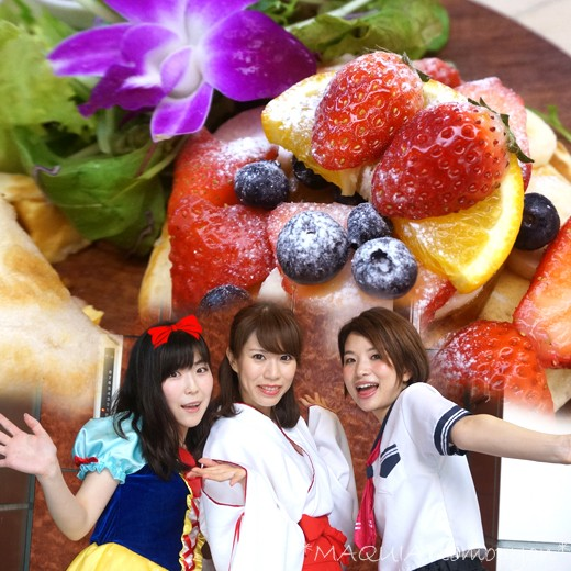 女子会のススメ❤朝食・ランチ・カラオケ・コスプレもアリ!笑い合って、美パワーもチャージ!!