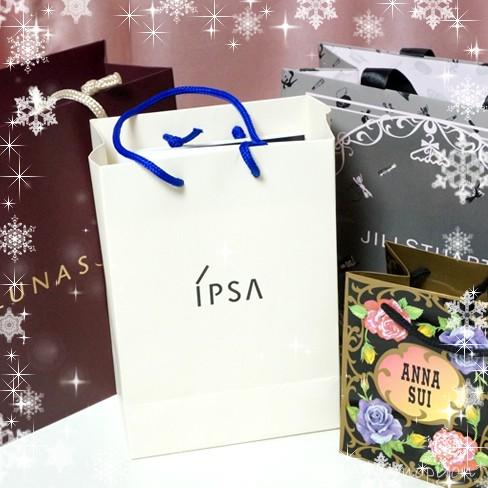 【速報】リアル買いコフレはこれ!!わたしのクリスマスコフレ&限定品戦線2015!!