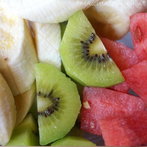 むくみに効く!!朝食べるべきフルーツ4つ♪