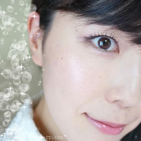 粉雪のヴェールをまとって、シルクのような艶肌に♡カバーマーク シルキールースパウダー