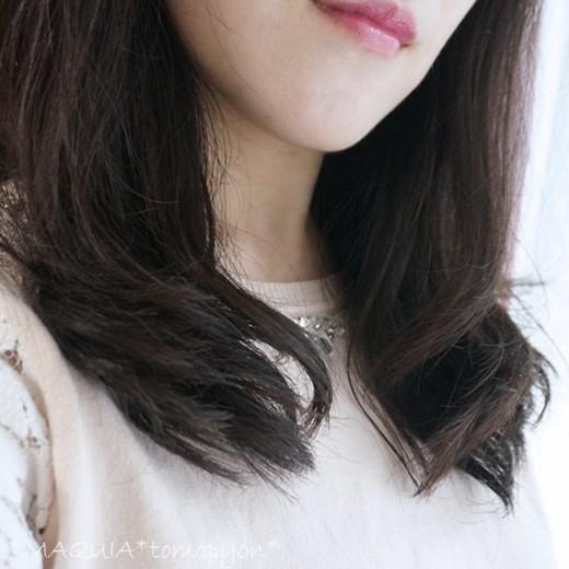 黒髪でも重くならないポイント❤『黒髪=重い』を払拭!