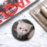 MAQUIA8月号❤付録の猫ミラーは可愛い顔して拡大鏡!!2018上半期ベストコスメも必見!!