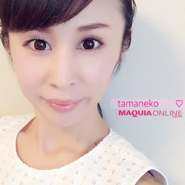 MAQUIA(マキア) アンバサダー tamanekoについて知る10問10答【自己紹介】