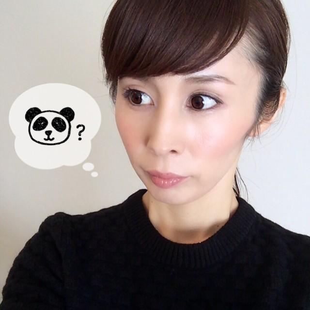 もうマスカラ、にじまない!「パンダ目」にならないアイメイクのコツ【tamaneko的 原因と対策】
