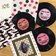 可愛くて使える!【2018春新色】ポール&ジョーのレコード型フェイス&アイカラー【限定】