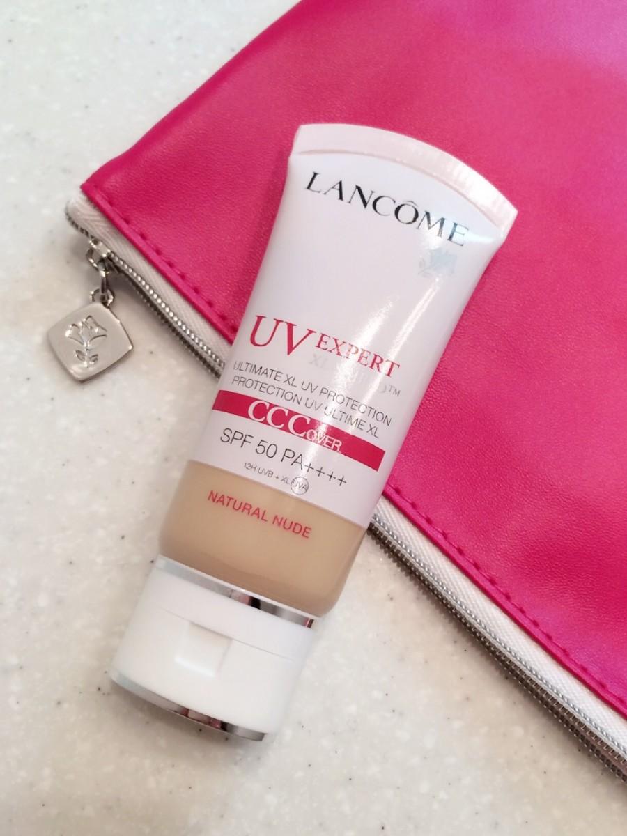 スマホやPCのブルーライトからも肌を守る!ランコムの最強UV「UV エクスペール XL CCC」