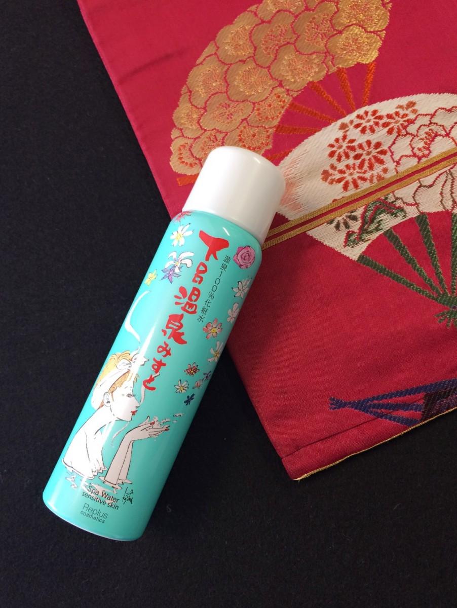 """日本三名泉 """" 美肌の湯 """" で知られる下呂温泉の源泉100%化粧水「下呂温泉みすと」"""