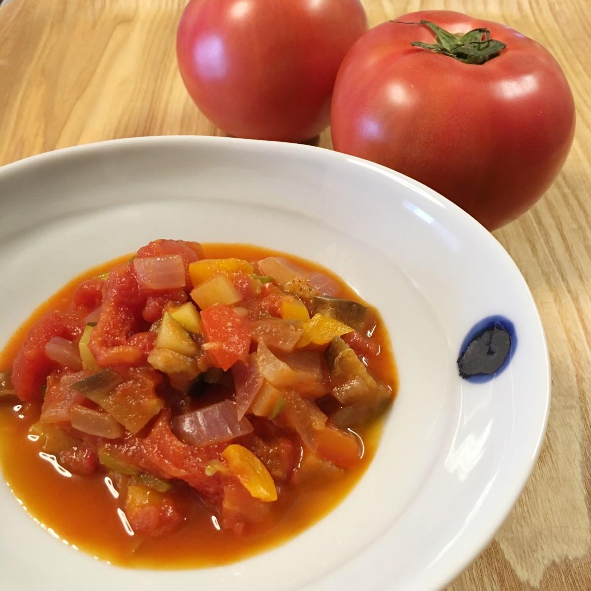 夏野菜・トマトの「リコピン」で美白!美肌に活かす方法