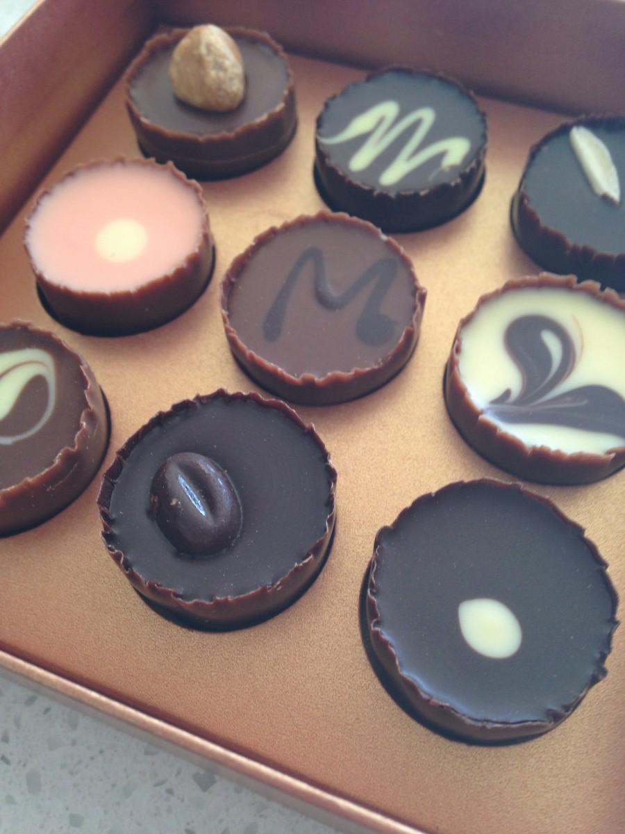 HAPPY VALENTINE! グレースケリーの愛したチョコレートで至福の時間