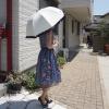 遮光率100%が絶対おすすめ!芦屋ロサブランの日傘を愛用中♡