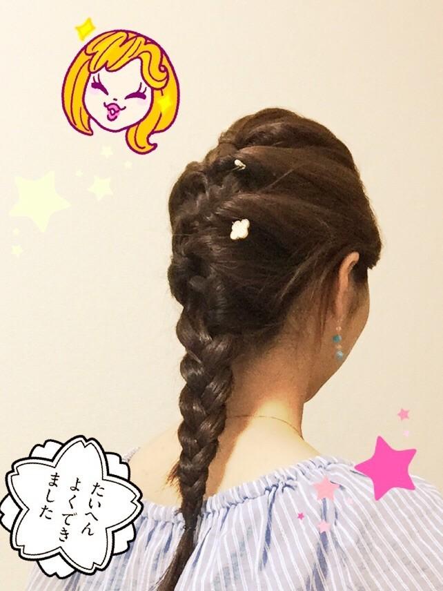 誰でも簡単に可愛くなれちゃう☆ヒカルちゃん動画で学ぶ☆デート&イベントにぴったり!の簡単ロングヘアアレンジ