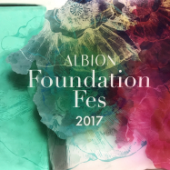 【アルビオンファンデーションフェス2017】ひと足お先にチラっとレポします!