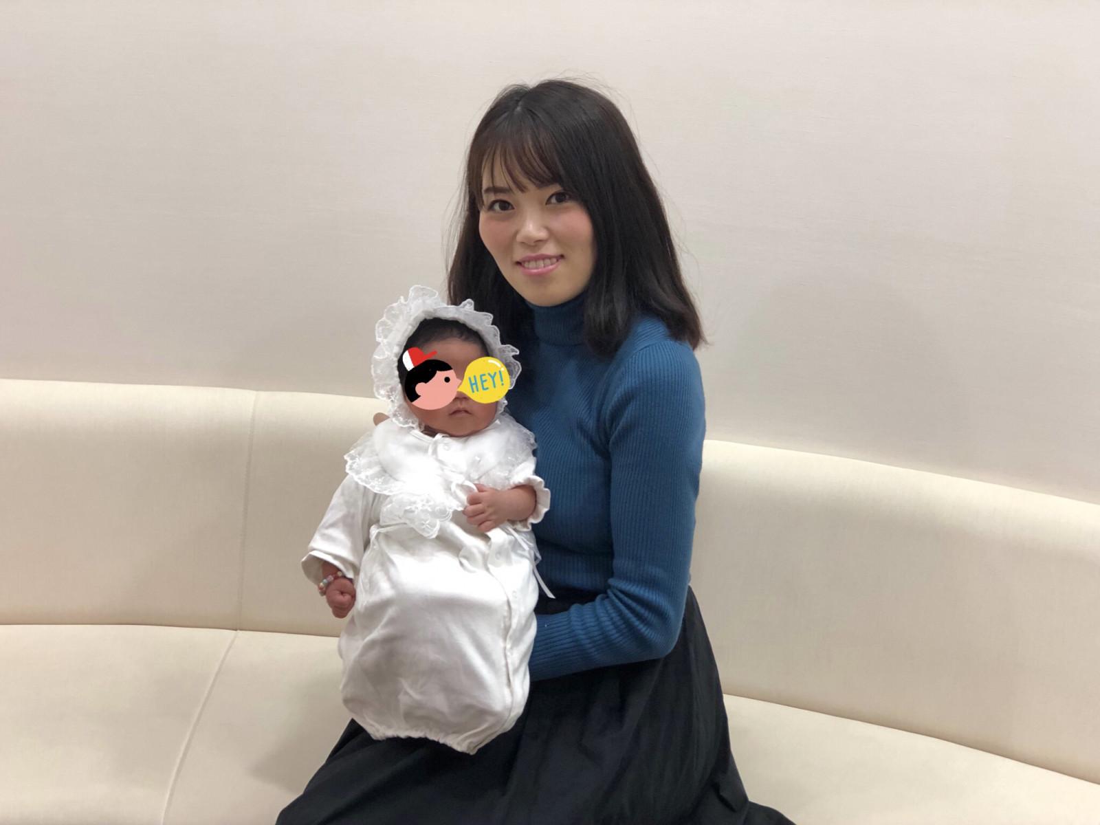 【報告】4000g超えの大きなベビーが産まれました♡