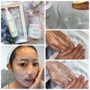とろけるテクスチャーが気持ちいいSOFINAソフィーナ乾燥肌のための美容液洗顔料とクレンジングレポ