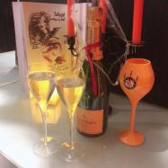 シャンパン♡ヴーヴクリコイエローラベルのハロウィーンパーティー!ELE TOKYOに行ってきた!