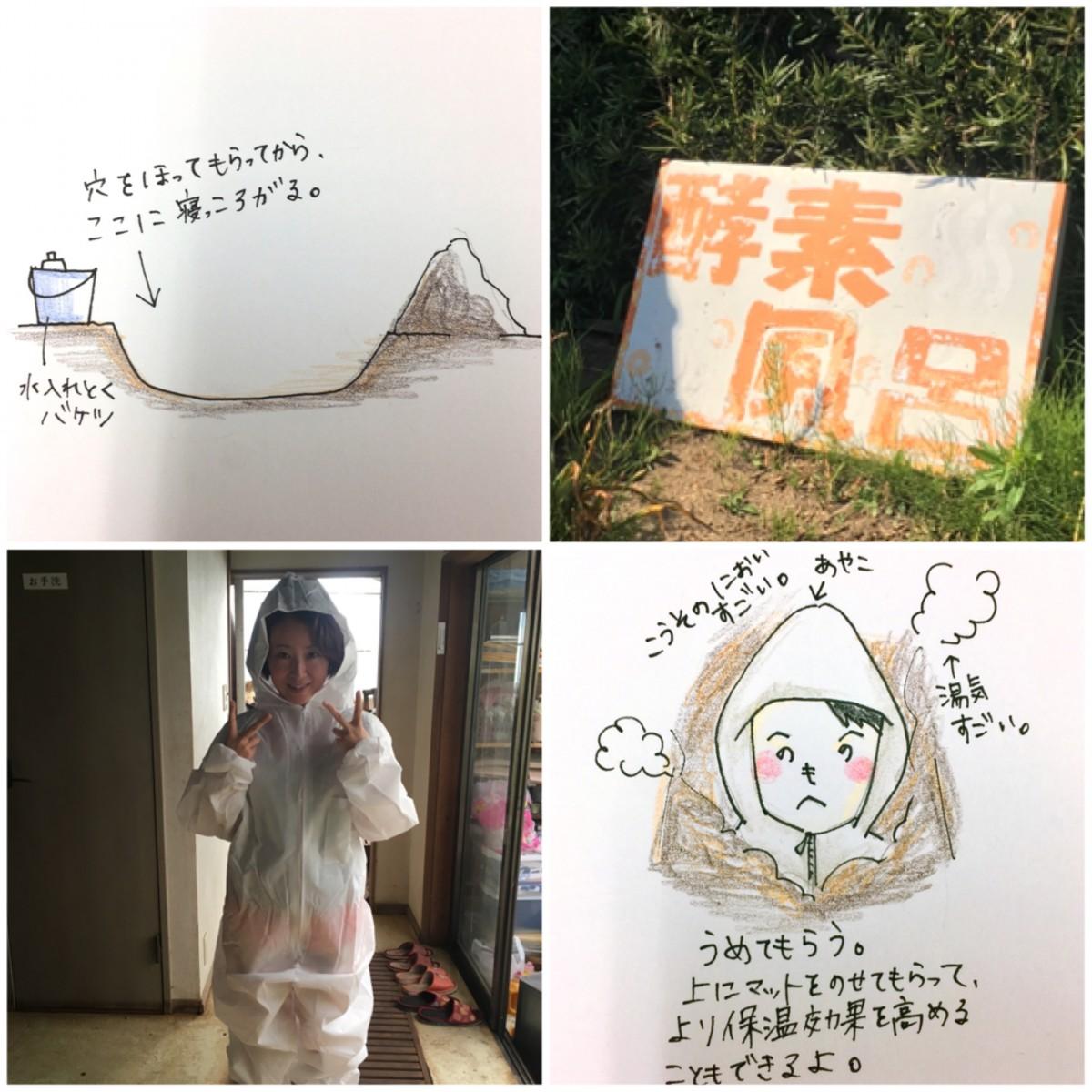 """こじはるも実践してる駆け込みダイエット美容術""""酵素浴""""Ayakoの体当たりレポ!"""
