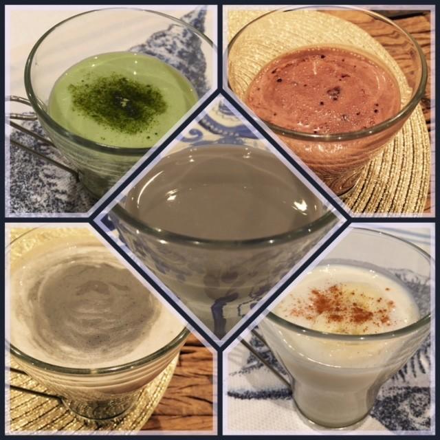温活&美白♥発酵ラバーの甘酒を美味しくするアレンジレシピ