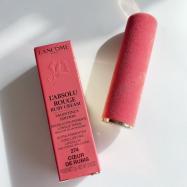 【2020年初買いコスメ】Lancômeのピンクブラウンリップで愛され旬顔に♡